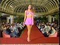 Cathy Fulop en  Presentación Miss Venezuela 1986
