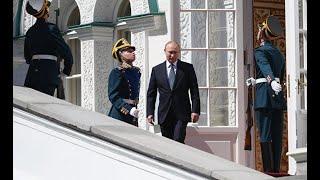 Начался четвертый срок Путина, сможет ли президент сделать Россию сильнее?. Цанькао сяоси, Китай.(, 2018-05-09T04:21:57.000Z)
