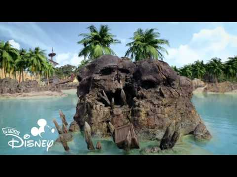 Presentazione di Disneyland Shanghai!