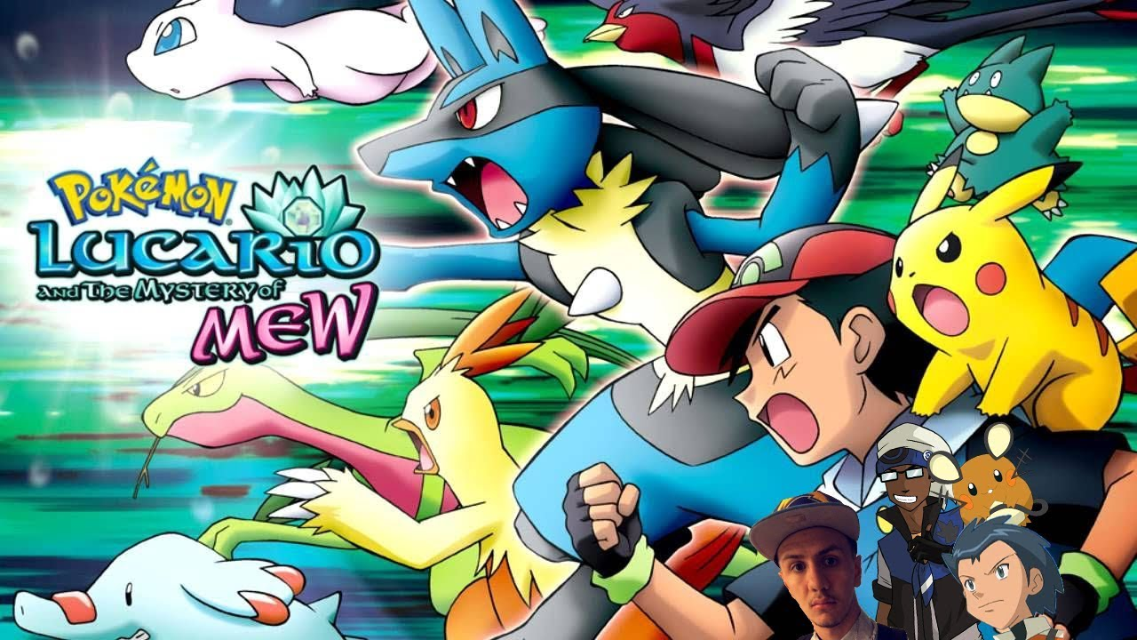 Pokemovie Reviews Pokemon Lucario And The Mystery Of Mew Review
