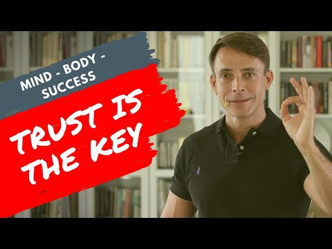 Trust is the Key to Social and Business Success