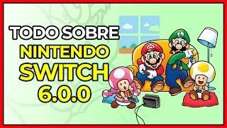 ¡TODAS LAS NOVEDADES DE NINTENDO SWITCH 6.0! | Compartir juegos, nuevos iconos, juegos de NES y más