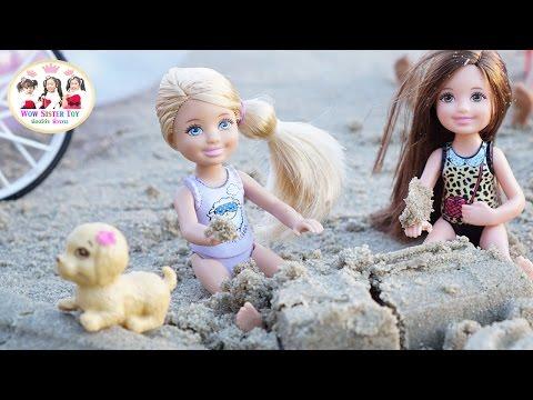 ละครบาร์บี้ ตอน เชลซี..ทำไมดื้อแบบนี้นะ !! | Barbie Chelsea Why this obstinate !!
