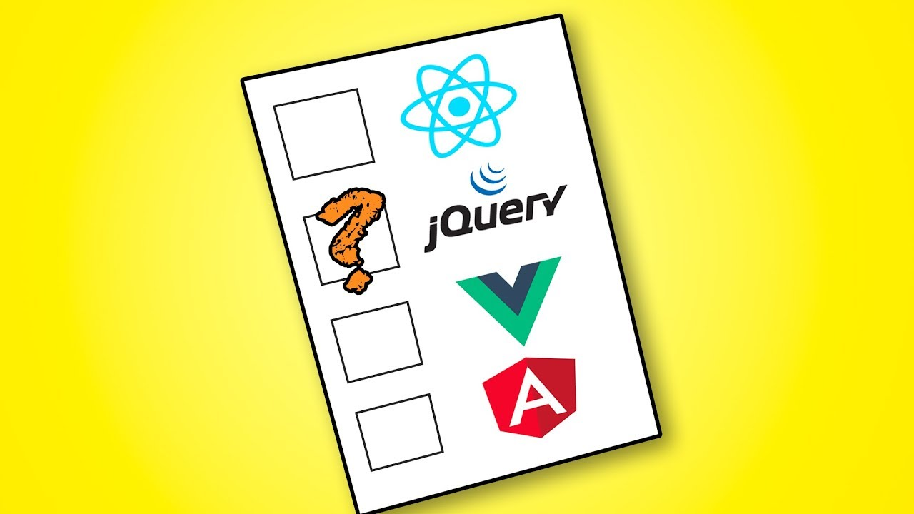 jQuery's Future with Angular, React & Vue
