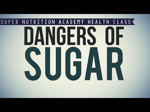 Dangers of Sugar | Shocking 30-Year Cover Up on Sugar