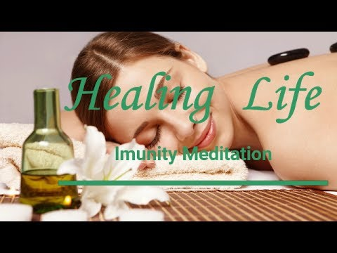 Healing Life | Immune System Boost | Stress | Meditation | Isochronic Tones