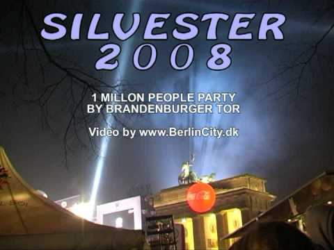 Silvester 2008-09 New year 1 million...