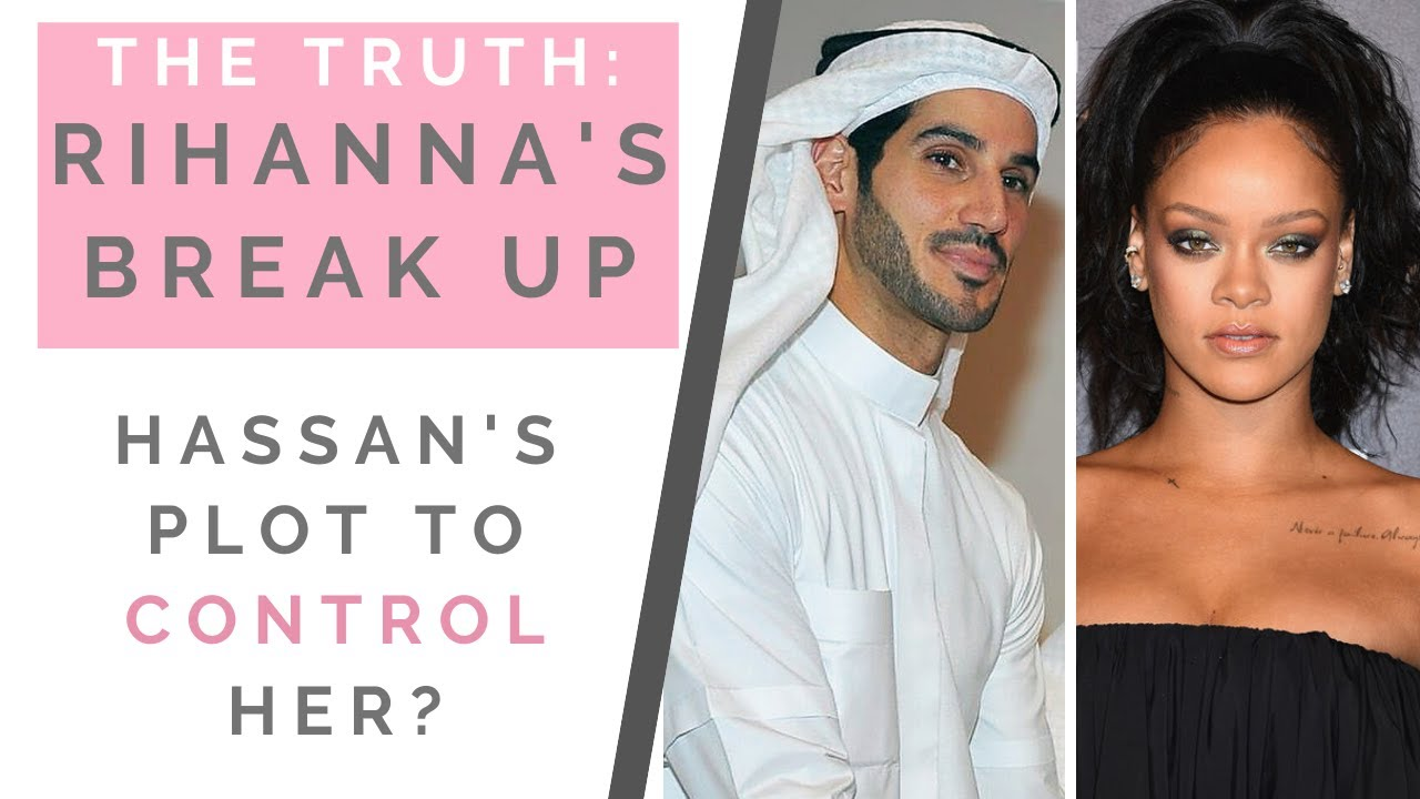THE TRUTH ABOUT RIHANNA & HASSAN JAMEEL'S BREAKUP! Dating With Cultural Differences | Shallon