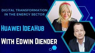 (Full Edit) Edwin Diender, Huawei CDTO talks about Red Dot award-winning productivity tool IdeaHub