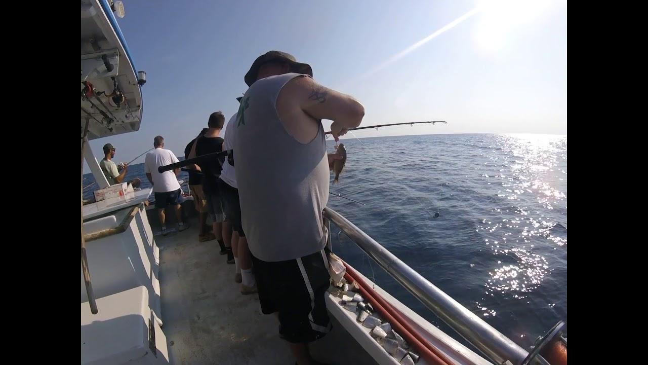 Sea Spirit Deep Fishing Daytona Beach Fl 2018