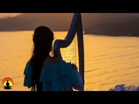 Relaxing Harp Music, Peaceful Music, Relaxation Music, Meditation Music, Relaxing Music, Relax ☯3536