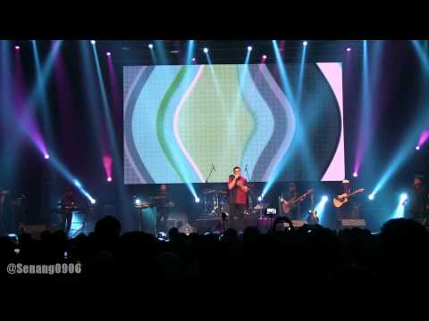 Tulus - Gajah @ Java Sounds Fair 2014 [HD]