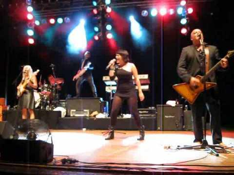 Kim Wilde - Kids In America (Live @ Deutsches Haus in Flensburg 28.08.2009)