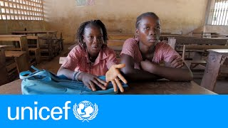 #EmergencyLessons: My favourite school activity | UNICEF