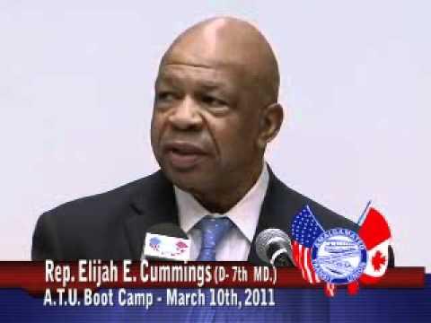 Representative Elijah Cummings (D - MD) - Part 2