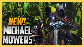 NEW! Fortnite Creative Michael Mowers Mode! | Swiftor