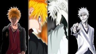 Bleach Vs Naruto 2.3 Hollow Ichigo (White) Vs Ichigo (Bankai, Masked) ft. Disfigure