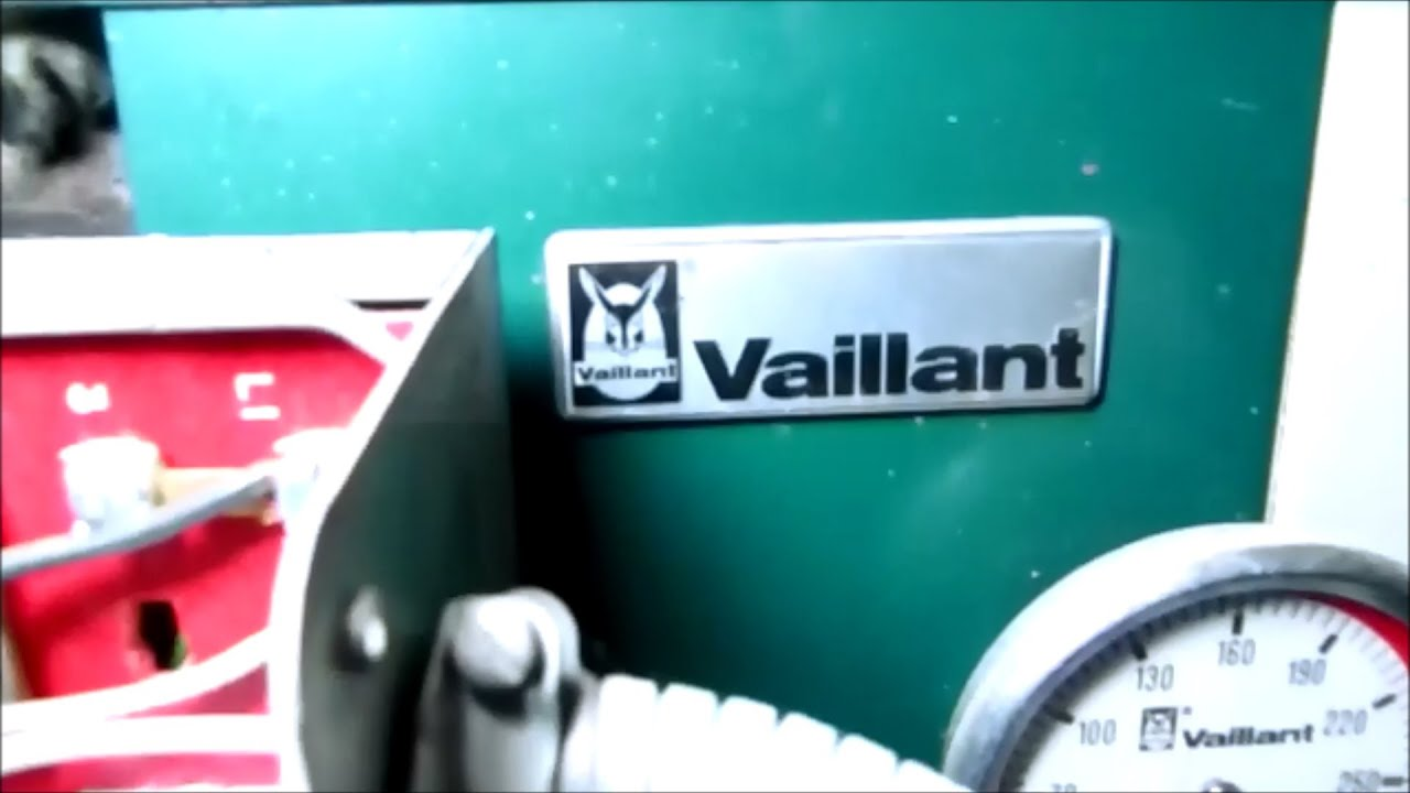 BECKET OIL BURNER:vaillant oil fired boiler cleaning ( rear bird ...