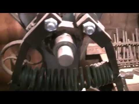 Blacksmiths Scrap Pile Power Hammer