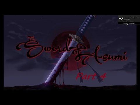 Sword of Asumi #4:  SLOPPY!