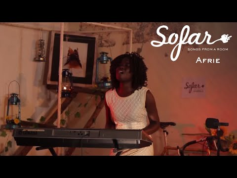 Afrie - Let Her Know | Sofar Kampala