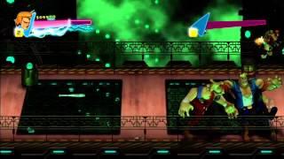 Double Dragon Neon (Xbox Live Arcade) Full Playthrough