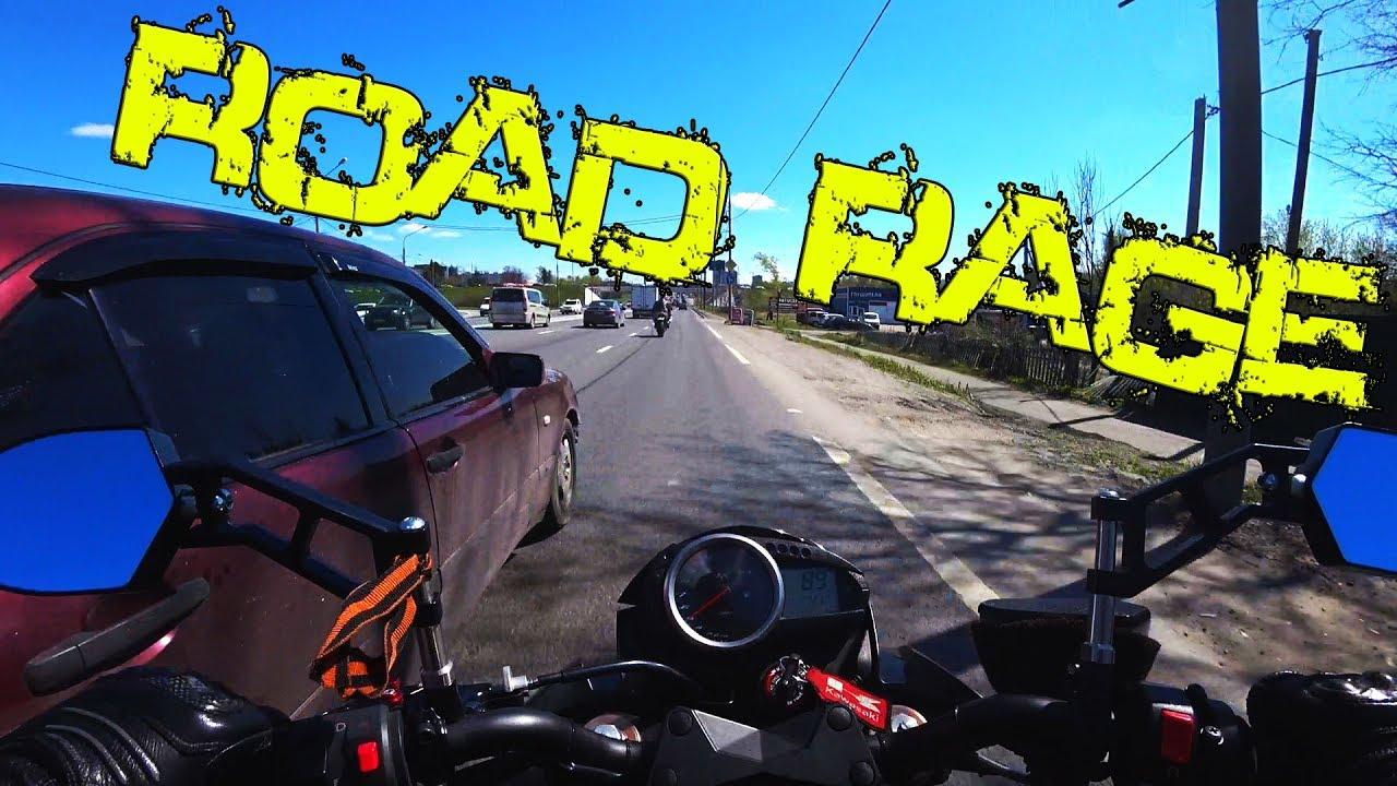 Дорожные Войны 18+ | Ситуации на дороге.Чуть не врезался ...