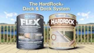 Hardrock® Deck & Dock -- Installation Instructions