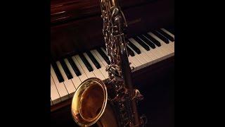 موسيقى هاذئة للإسترخاء   ساكسفون مع بيانو