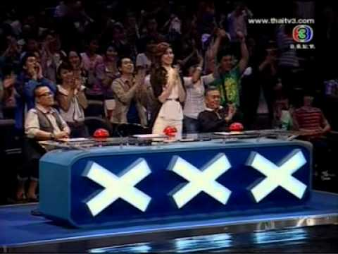 Thailand's Got Talent - Lu Xia - My Heart Will Go On