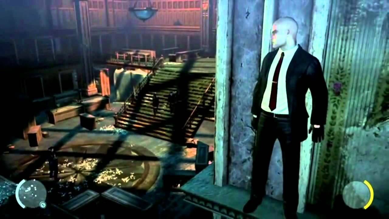 Hitman 5 Absolution First Gameplay Run For Your Life Hd
