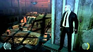 Hitman 5 Absolution - First Gameplay - Run for your Life {HD}