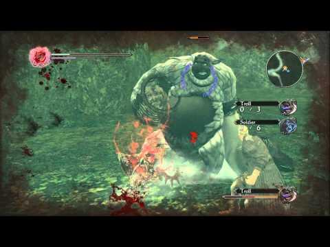 Drakengard 3 - PART 9 - Walkthrough Gameplay [HD]