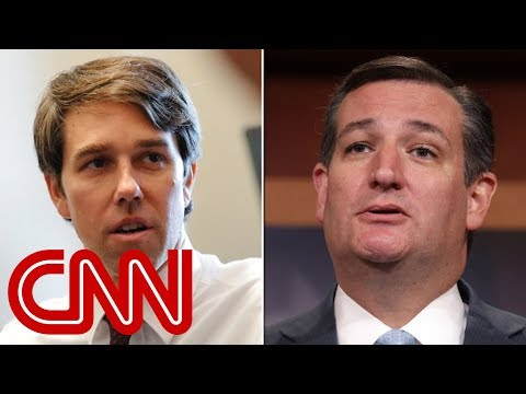 Beto O'Rourke has sights on unseating Ted Cruz
