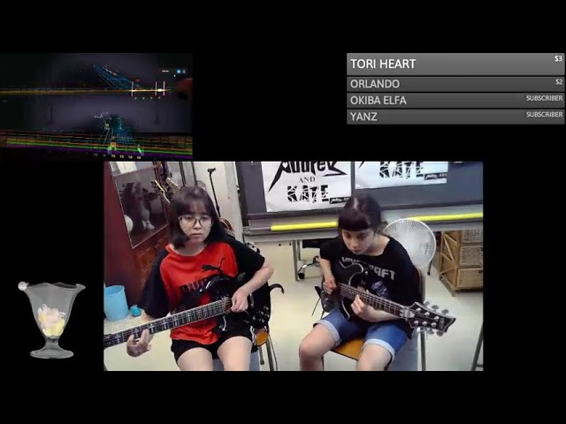#Rocksmith Fan Request Artists that start with S #ロックスミス Sで始まるアーティスト