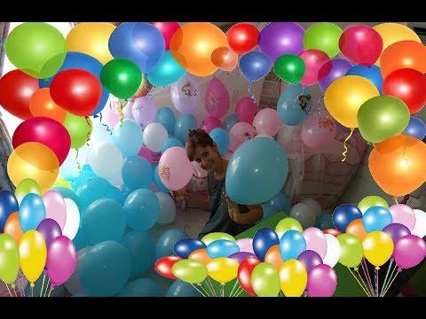 Elife evde minik doğum günü kutlaması hazırlığı yaptık hediyelerimizi eliften önce siz görün