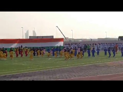 JSSIS Dubai Republic Day Celebrations 2016