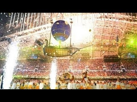 Closing Ceremony Sochi 2014 Winter Olympics | Top Moments [FULL]