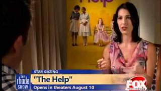 Tate Taylor, Octavia Spencer Talk 'The Help'