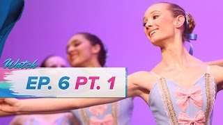 Semi Finals in OC: Contemporary - Dance School Diaries - Ep. 6 pt. 1