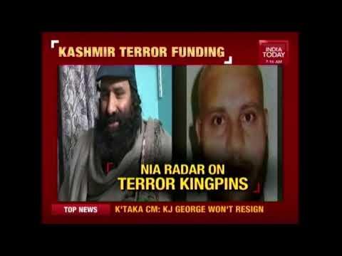 NIA Debunks Hizbul Terror Financier Shahid Yusuf