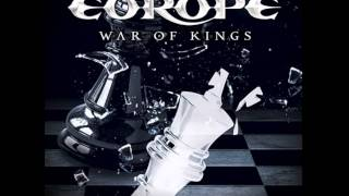 EUROPE  -WAR OF KINGS  New  2015  single!