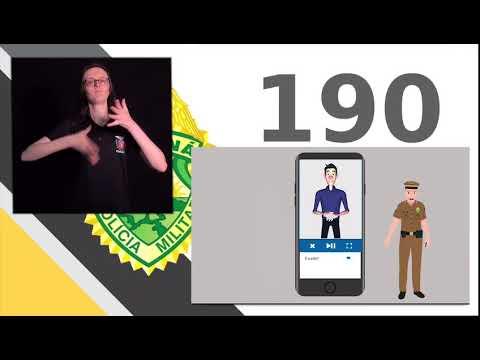 Aplicativo 190 da PM/PR está ativo em Prudentópolis e região