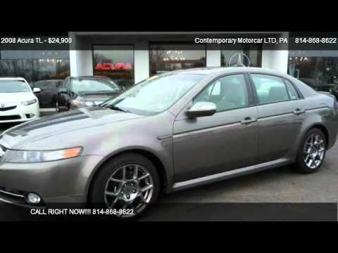 2008 acura tl type s for sale in erie pa 16509 youtube. Black Bedroom Furniture Sets. Home Design Ideas