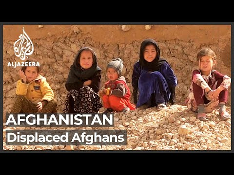 Millions of displaced Afghans fear for future