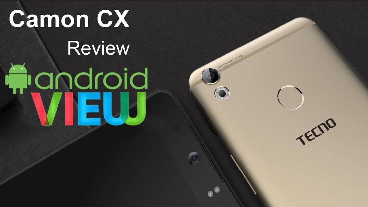 مميزات وعيوب هاتف Tecno Camon CX Pro