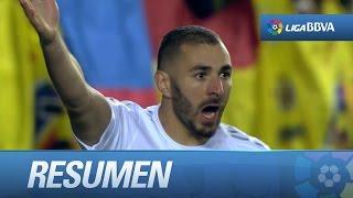 Resumen de Villarreal CF (1-0) Real Madrid