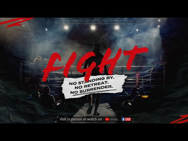 Flagstone Live | Fight - Mother's Day Edition