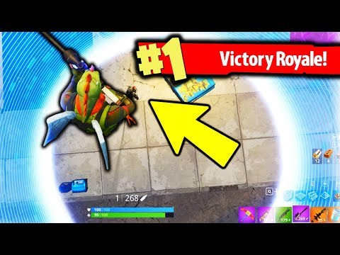 INSANE FINAL CIRCLE WIN!!!! (Fortnite Battle Royale)