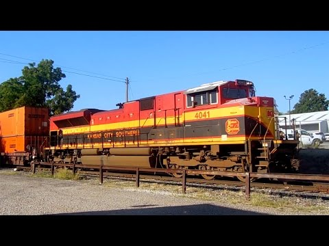 Time Capsule II: Kansas City Southern 2014 Two-fer